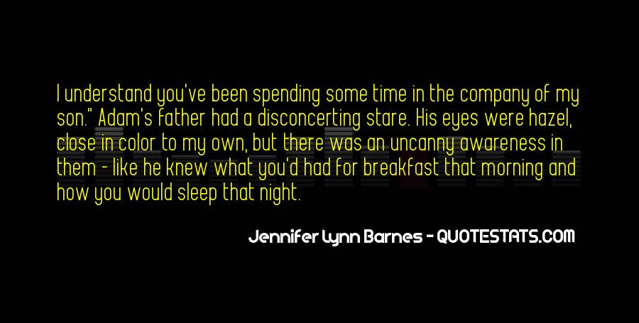 Quotes About My Son's Father #1147946