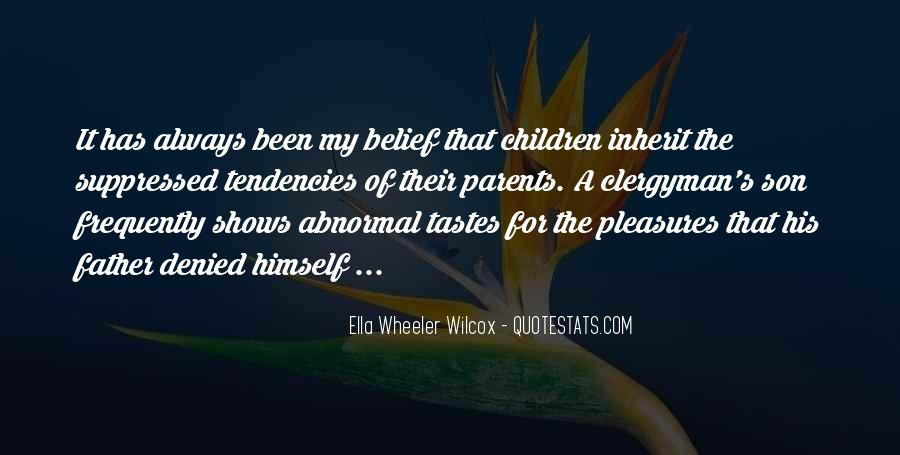 Quotes About My Son's Father #1208209