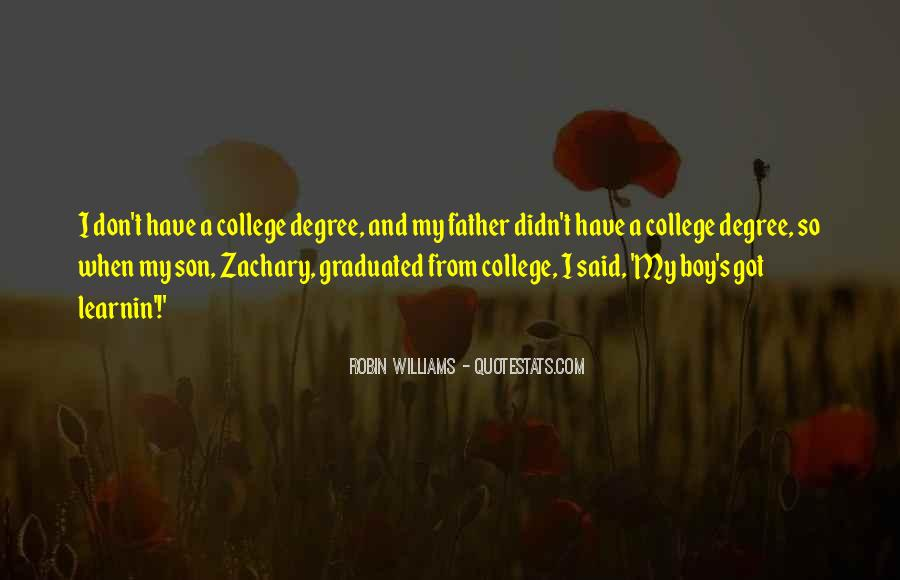 Quotes About My Son's Father #1483344