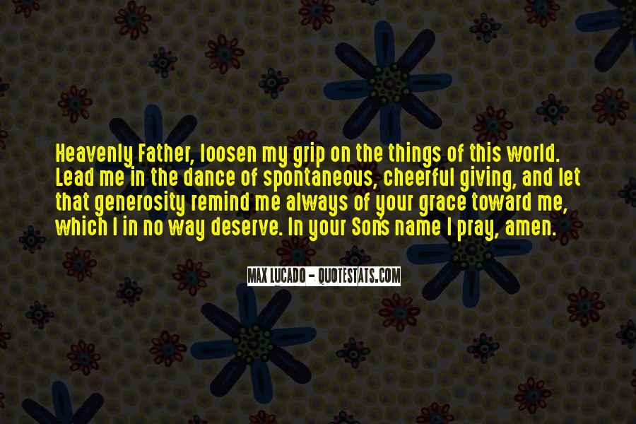Quotes About My Son's Father #192888