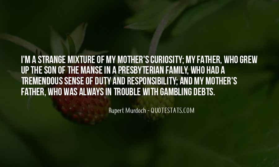 Quotes About My Son's Father #199429