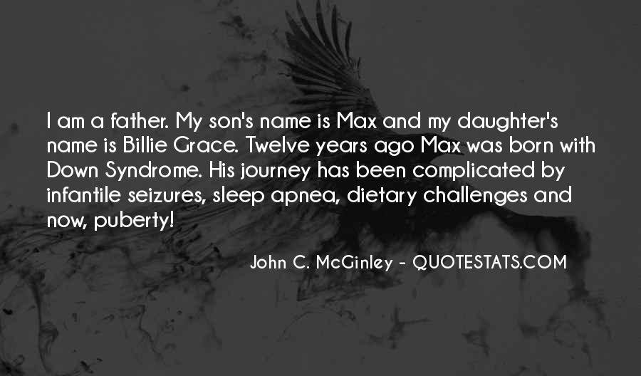 Quotes About My Son's Father #212633