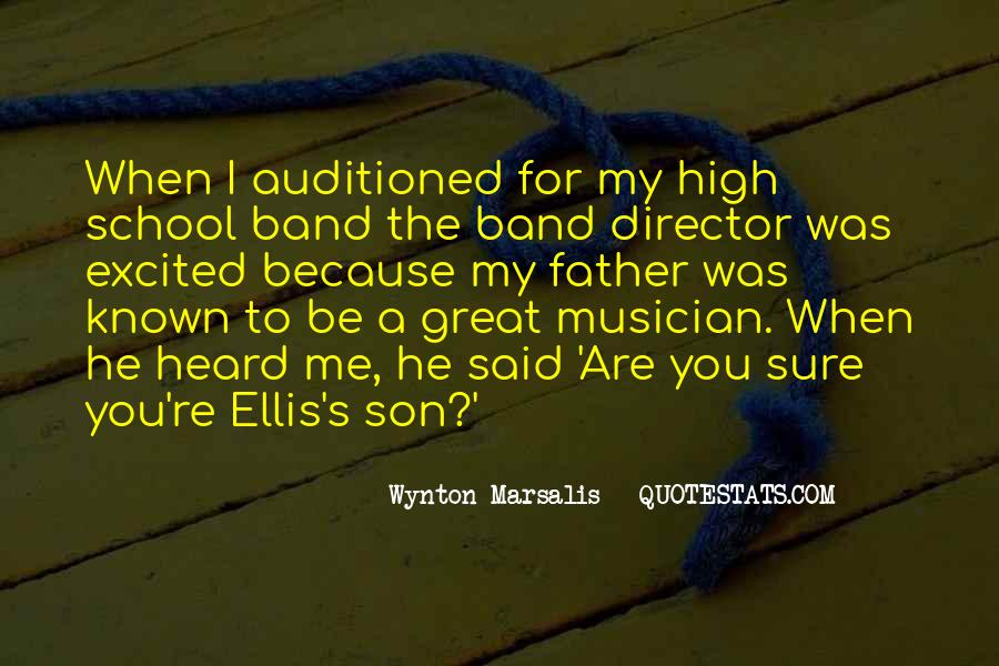 Quotes About My Son's Father #283494