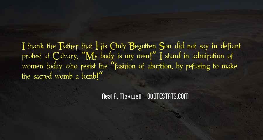 Quotes About My Son's Father #319648