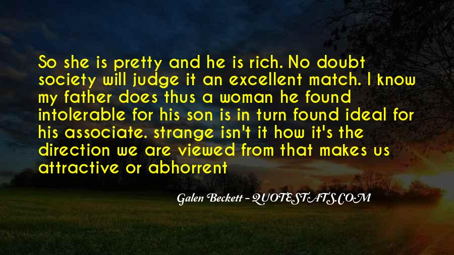 Quotes About My Son's Father #324880