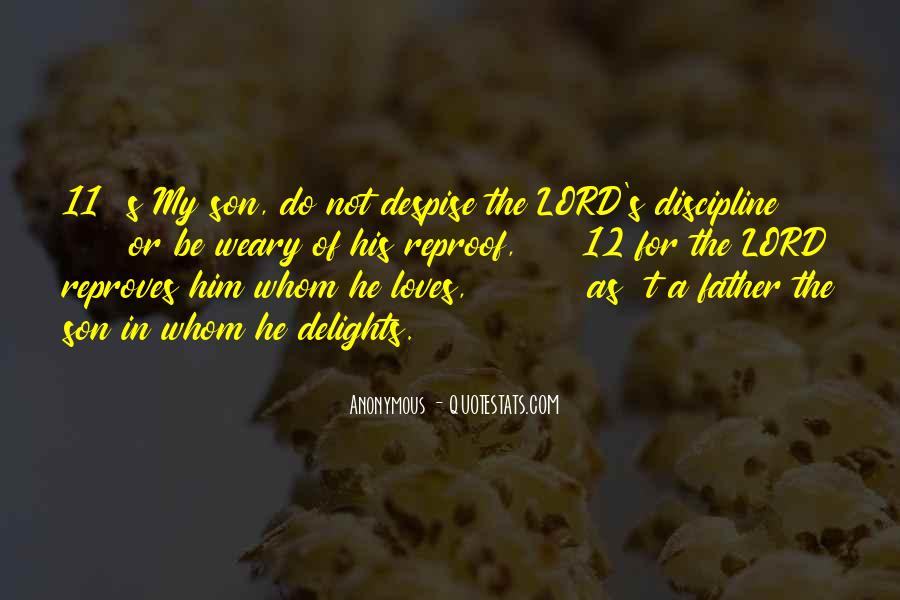Quotes About My Son's Father #44150