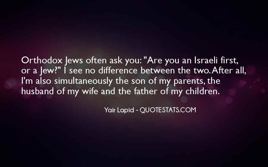 Quotes About My Son's Father #74745