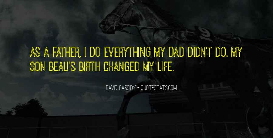Quotes About My Son's Father #841672