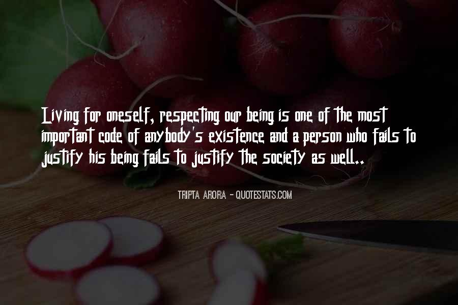 Quotes About One Person Changing Your Life #1683608
