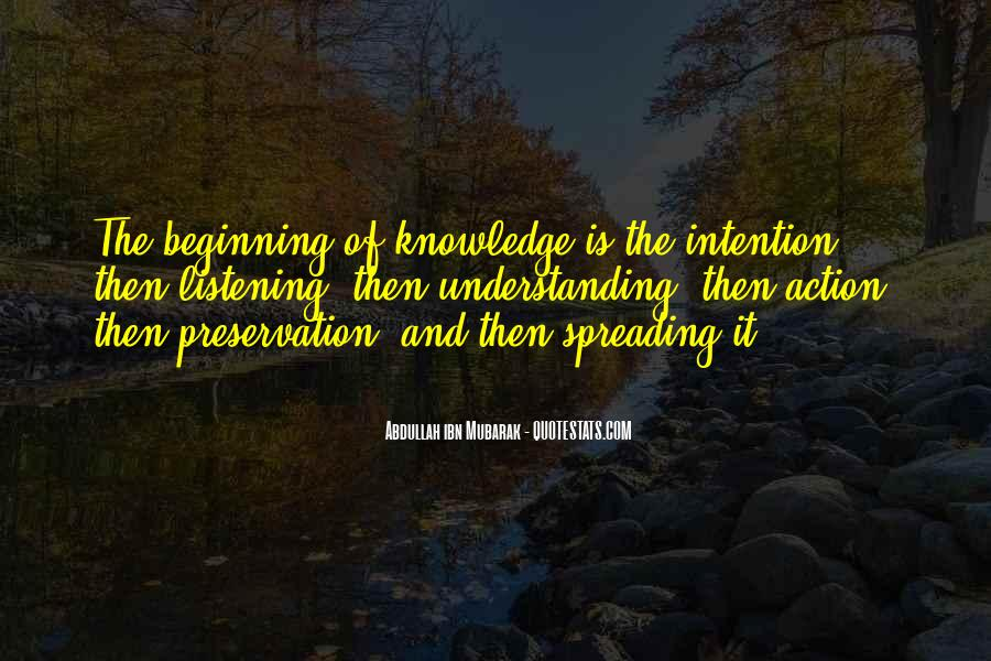 Quotes About Wisdom Knowledge And Understanding #1101319