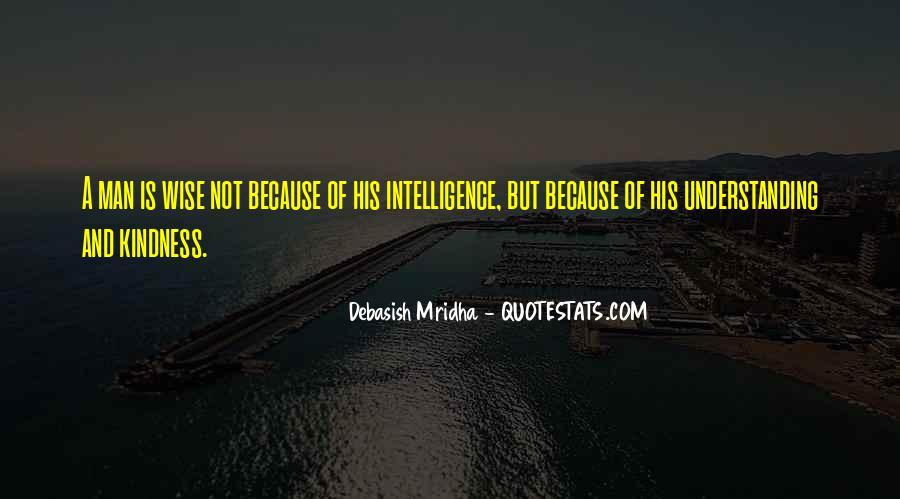 Quotes About Wisdom Knowledge And Understanding #1529351