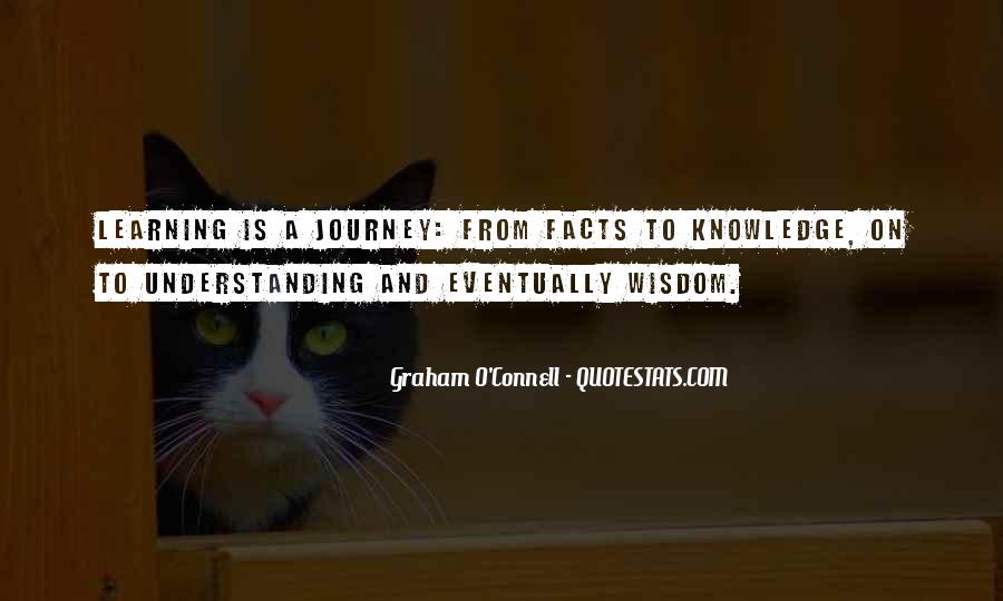 Quotes About Wisdom Knowledge And Understanding #1608016