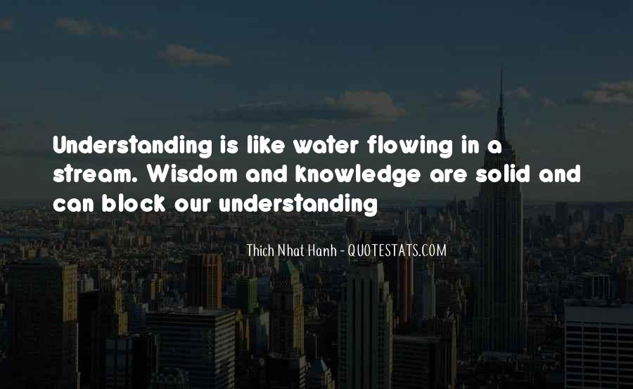 Quotes About Wisdom Knowledge And Understanding #1799278