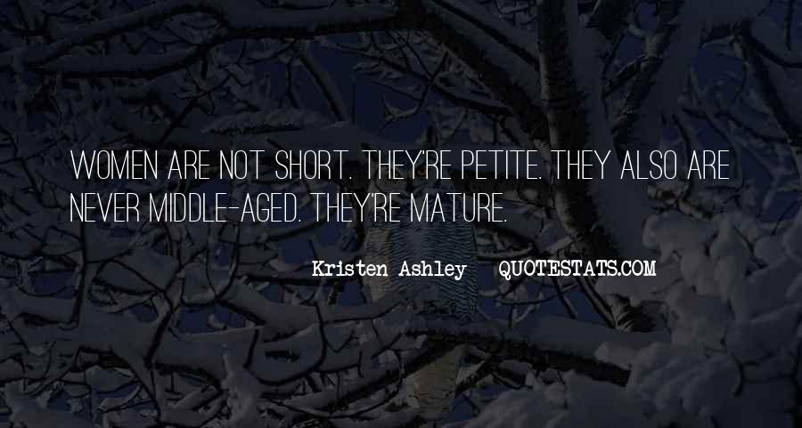 Quotes About Maturing In To Kill A Mockingbird #1463087