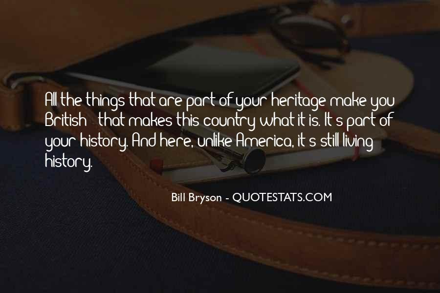 Quotes About Living Your Country #1212511
