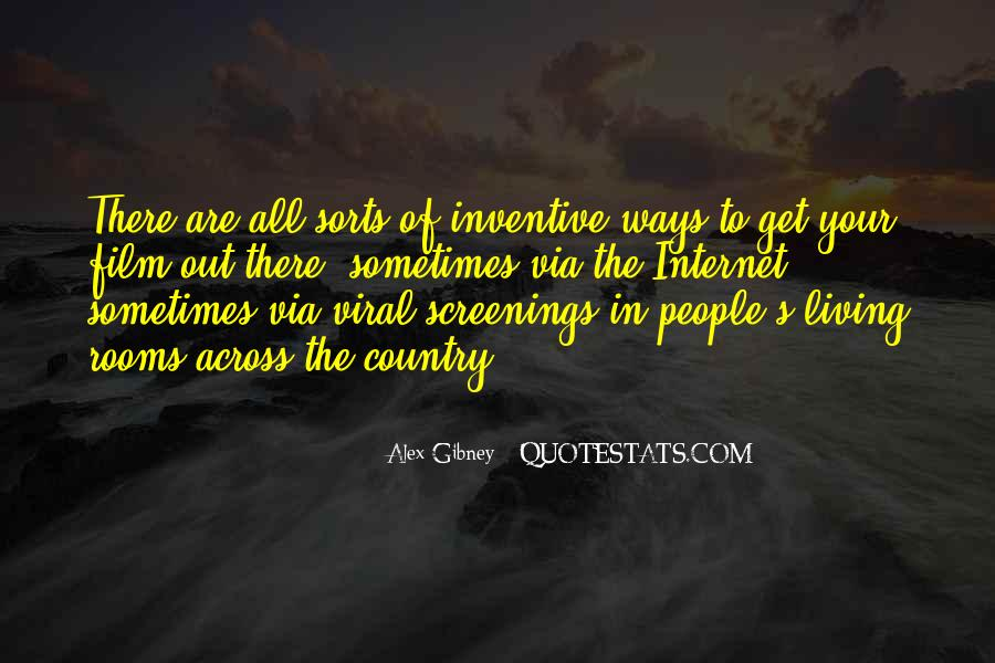 Quotes About Living Your Country #128846