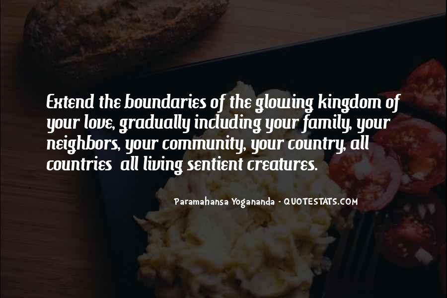 Quotes About Living Your Country #1313967