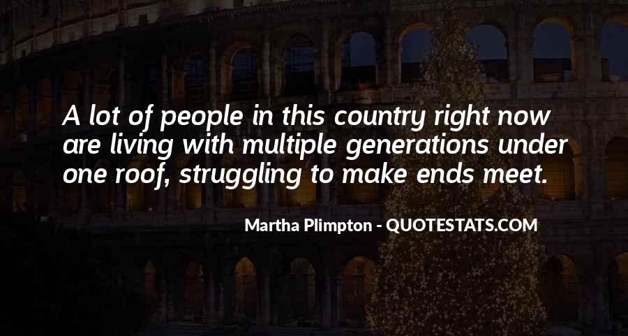 Quotes About Living Your Country #207077