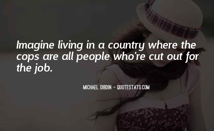 Quotes About Living Your Country #2237