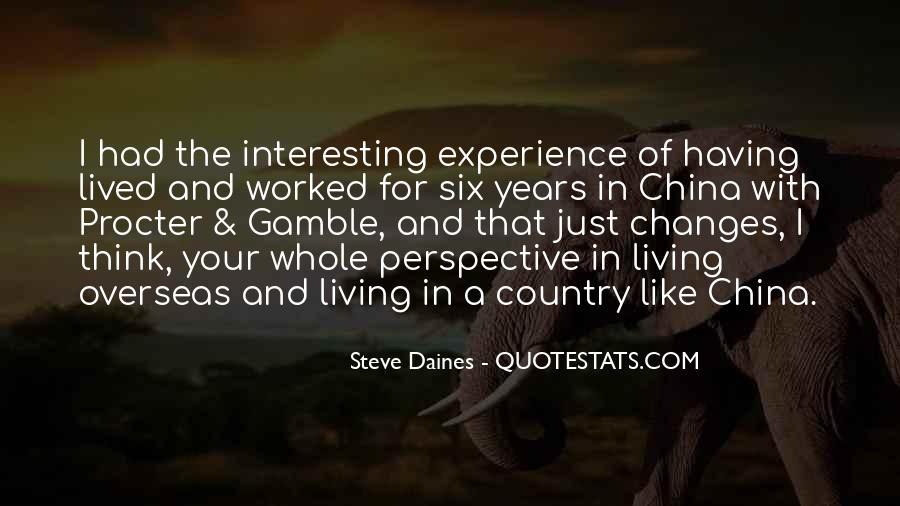 Quotes About Living Your Country #282079