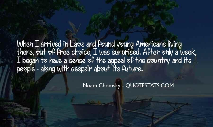Quotes About Living Your Country #367929