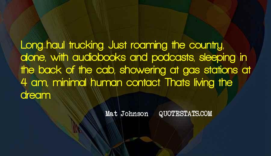 Quotes About Living Your Country #541644