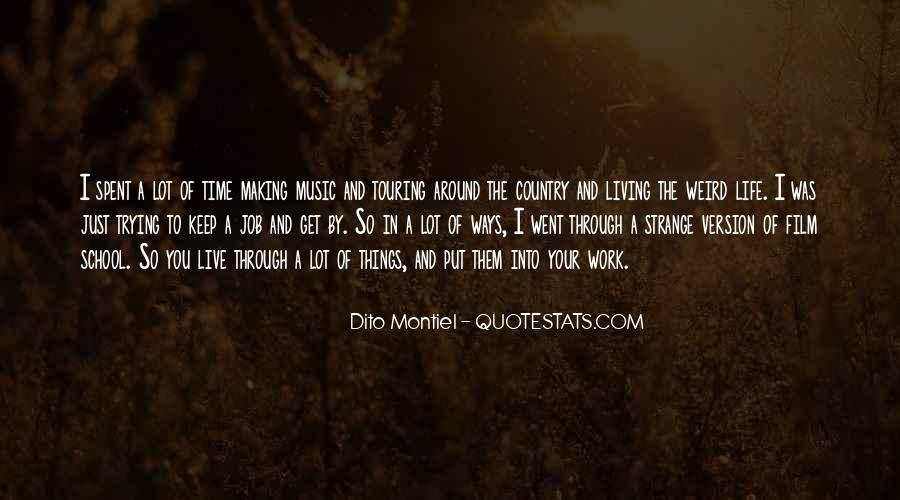 Quotes About Living Your Country #620415