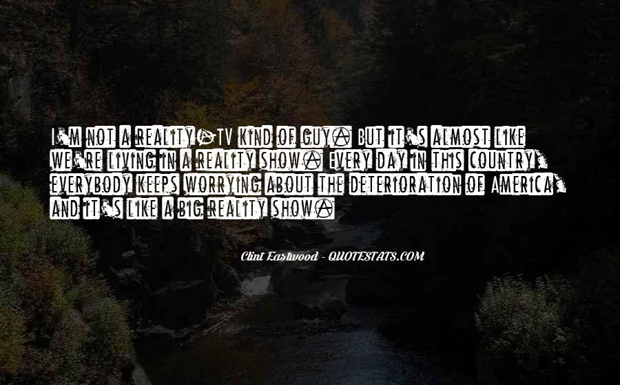 Quotes About Living Your Country #67691