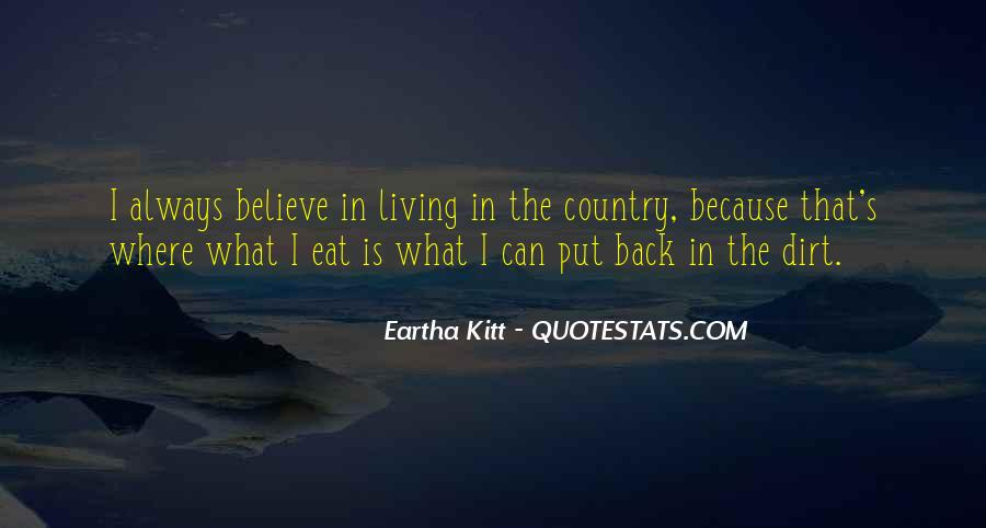 Quotes About Living Your Country #9412