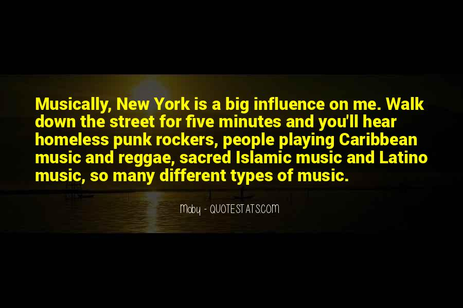 Quotes About Punk Rockers #1756545