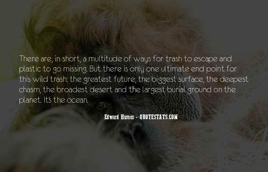 Quotes About One's Future #139541
