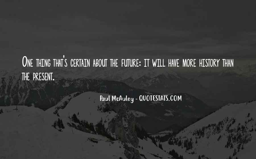 Quotes About One's Future #175431