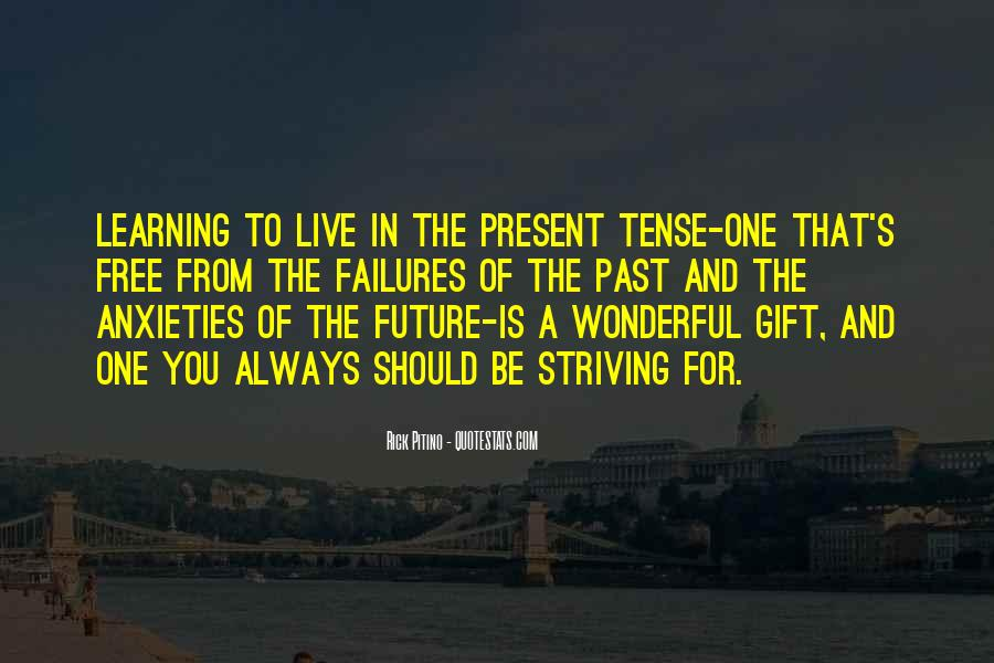 Quotes About One's Future #305358