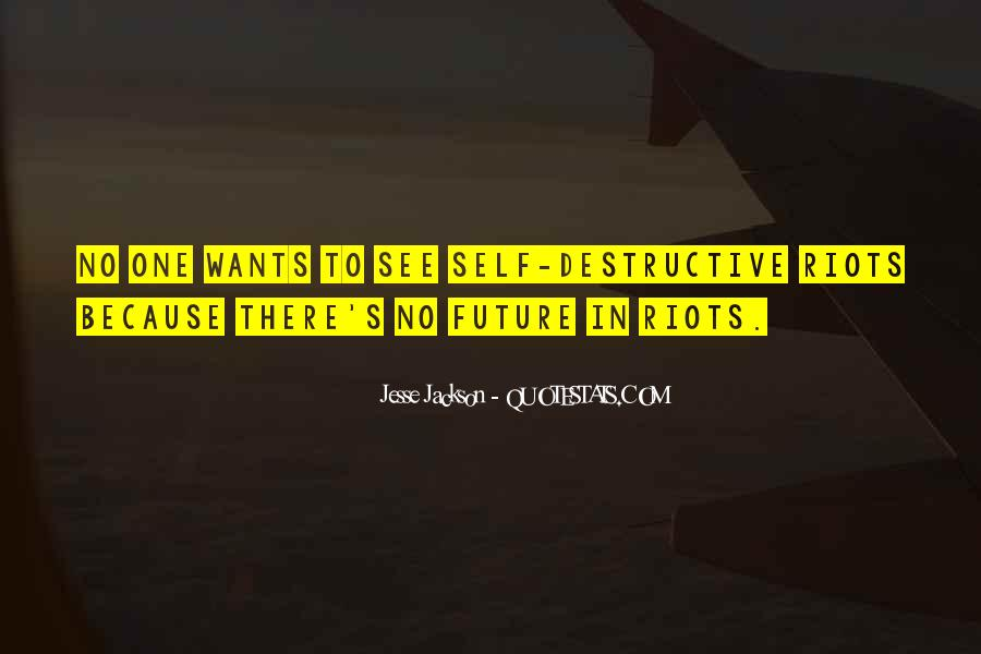 Quotes About One's Future #426160