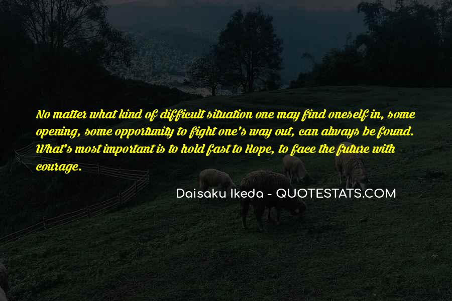 Quotes About One's Future #48514