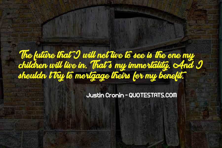Quotes About One's Future #58062