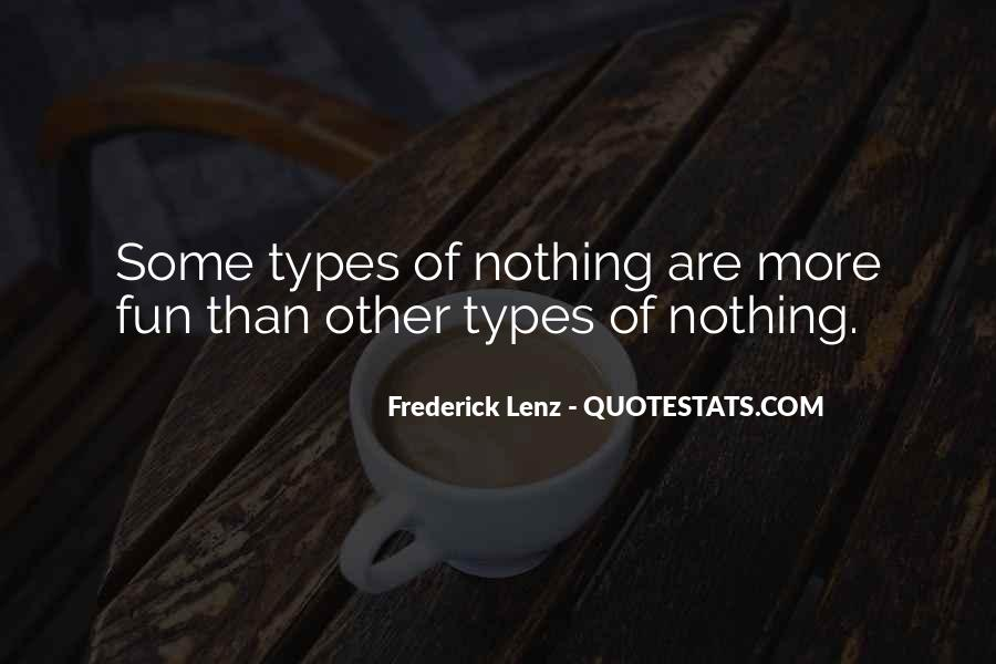 Quotes About Types #104772