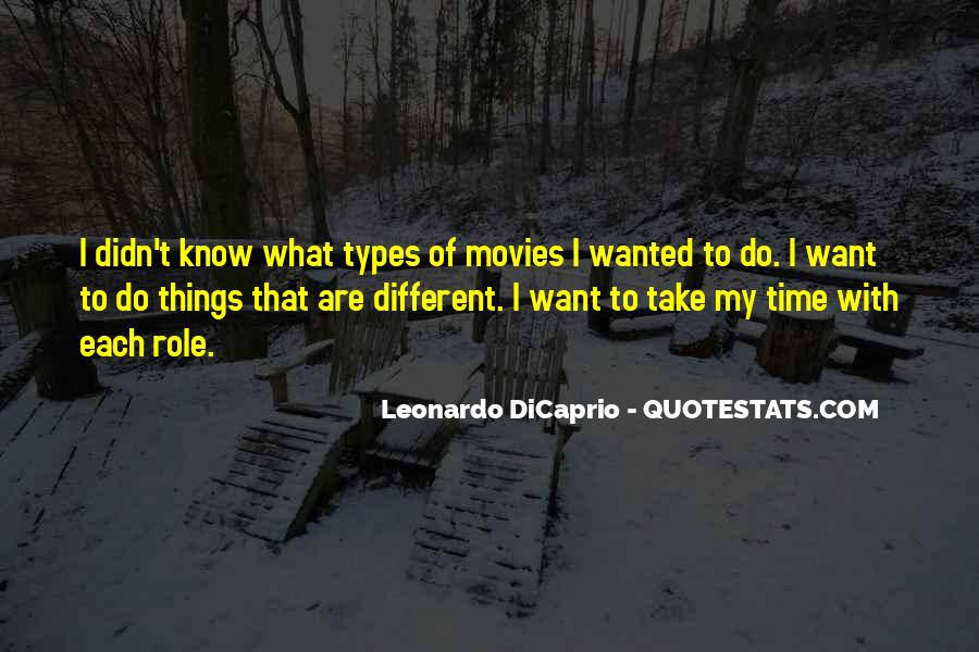 Quotes About Types #112013