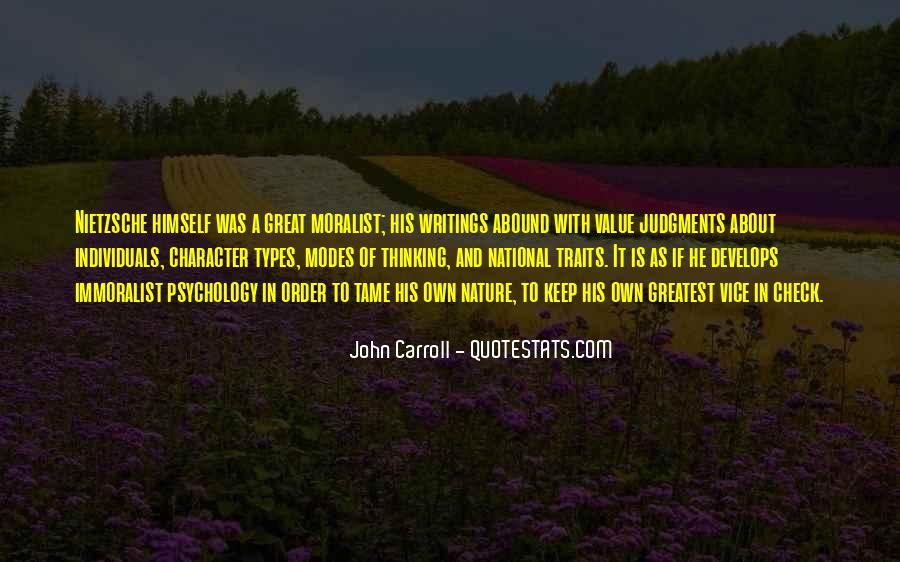 Quotes About Types #131613
