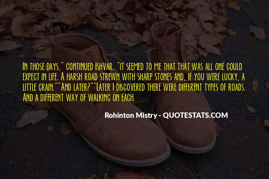 Quotes About Types #134473