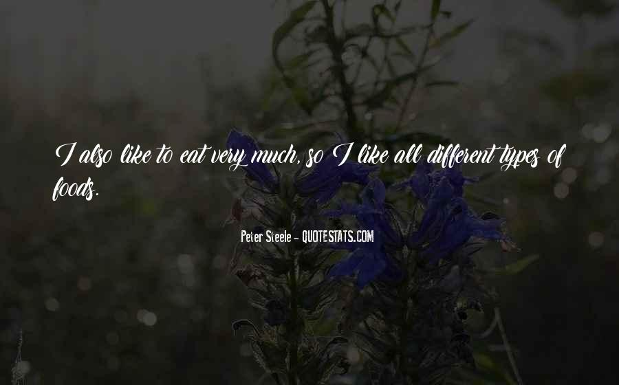 Quotes About Types #145562