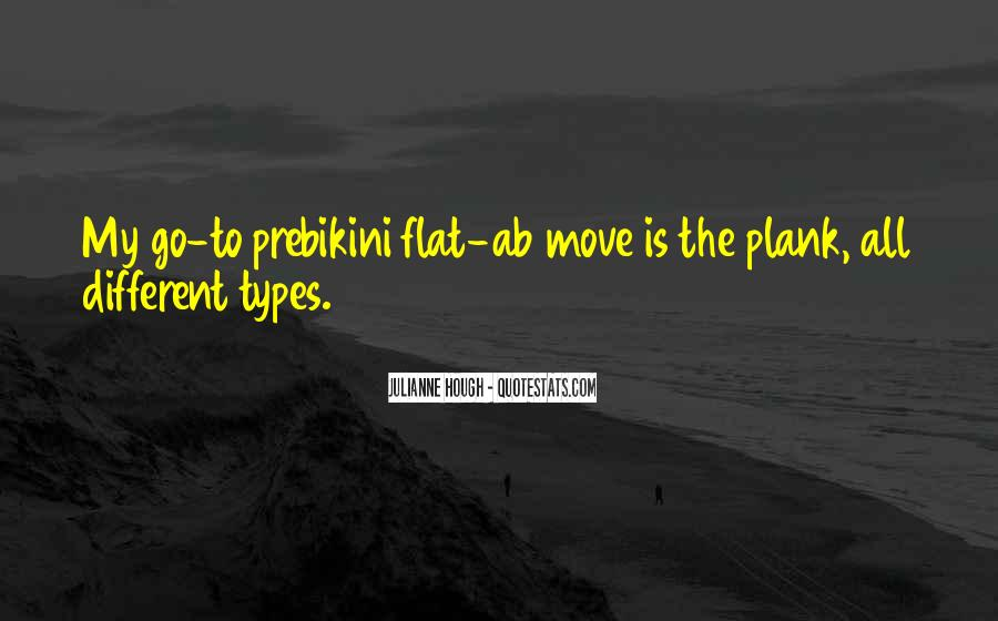 Quotes About Types #24773