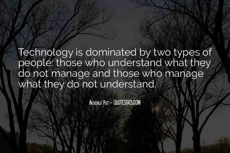 Quotes About Types #31272