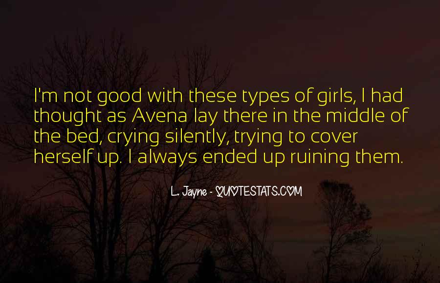 Quotes About Types #67833