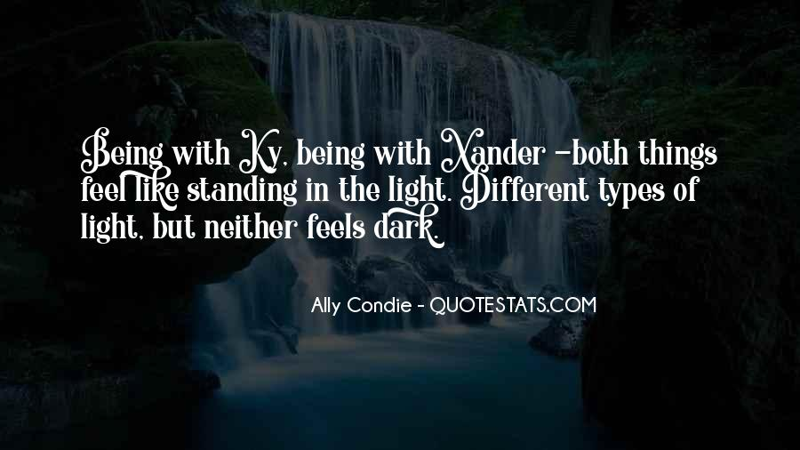 Quotes About Types #71218
