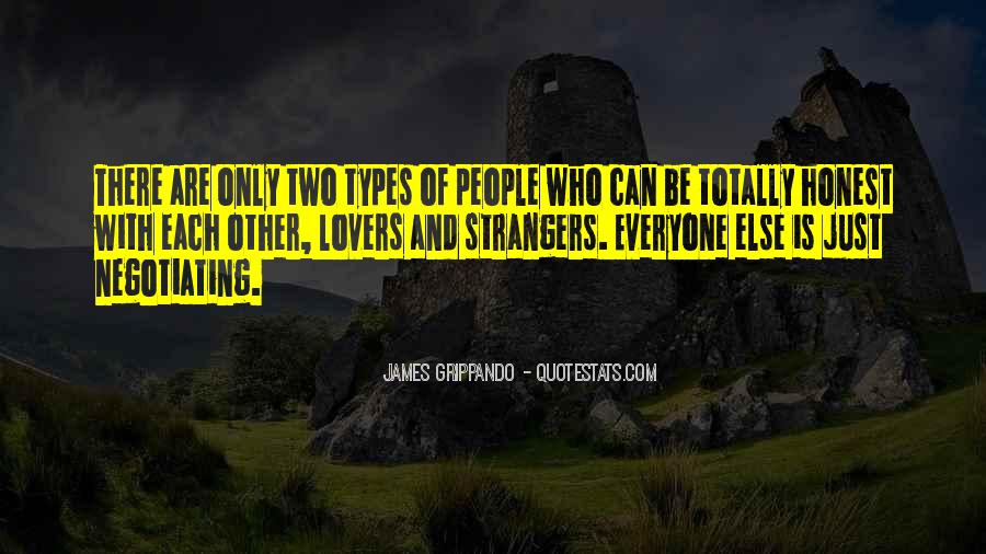 Quotes About Types #78741