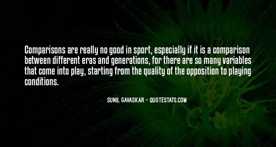 Quotes About Starting Over In Sports #1617114