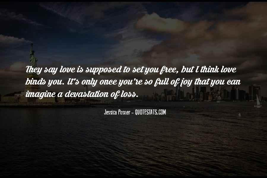 Quotes About Love Set Something Free #333775