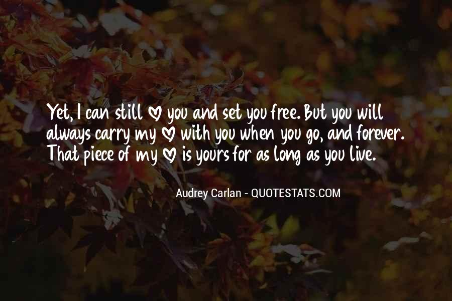 Quotes About Love Set Something Free #354019