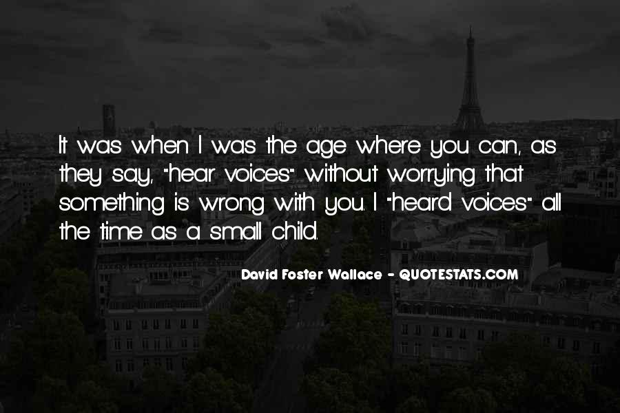 Quotes About Children's Voices #1085945